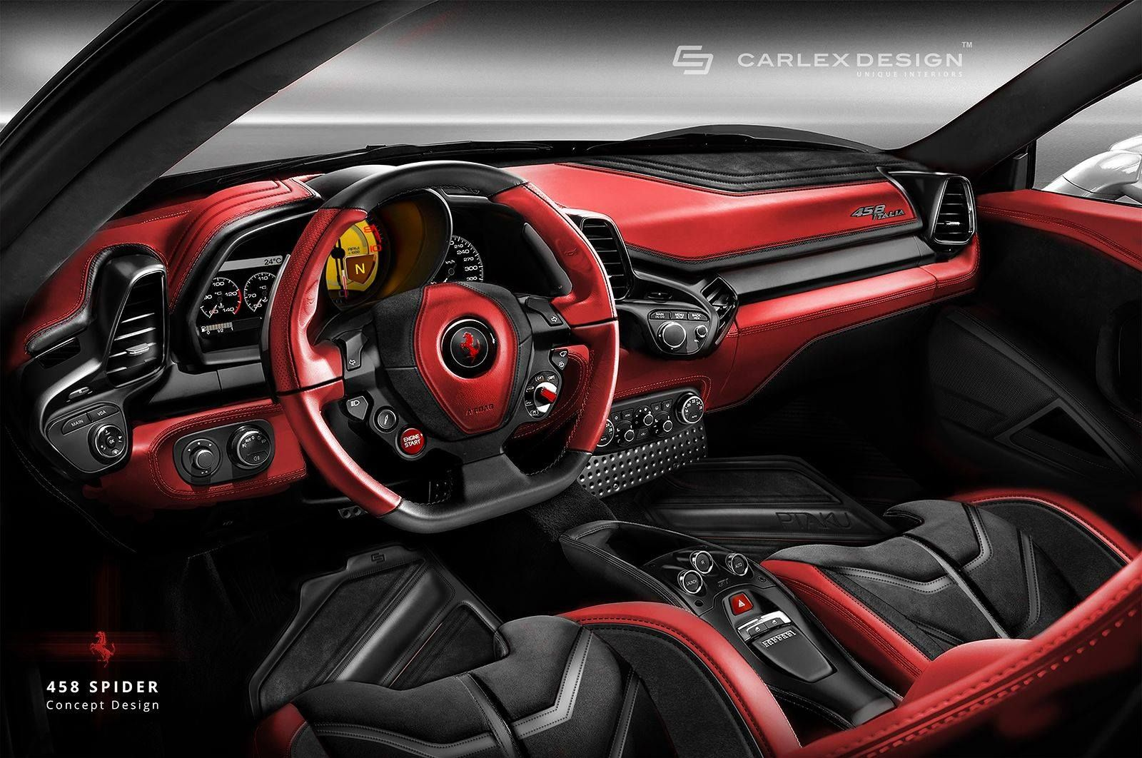 2021 Ferrari 458 Spider New Model and Performance