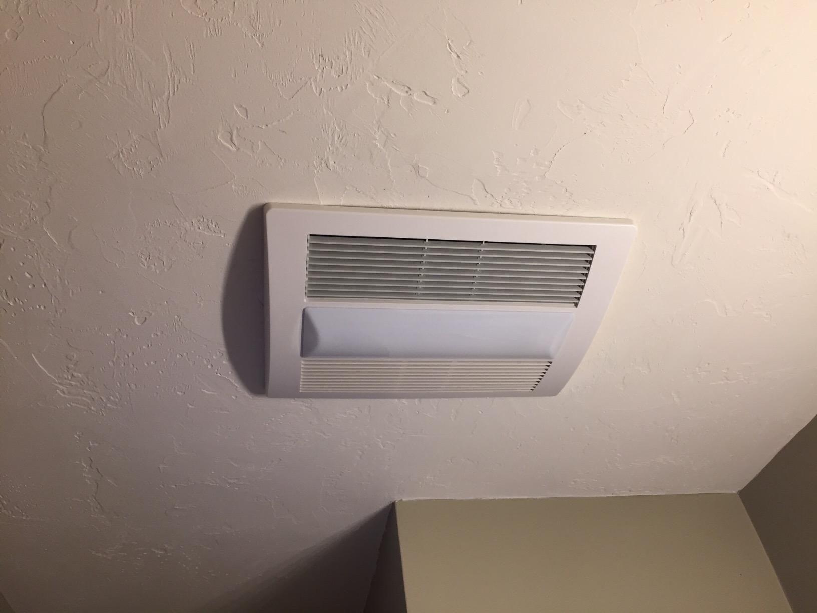 Best Bathroom Exhaust Fan And Light