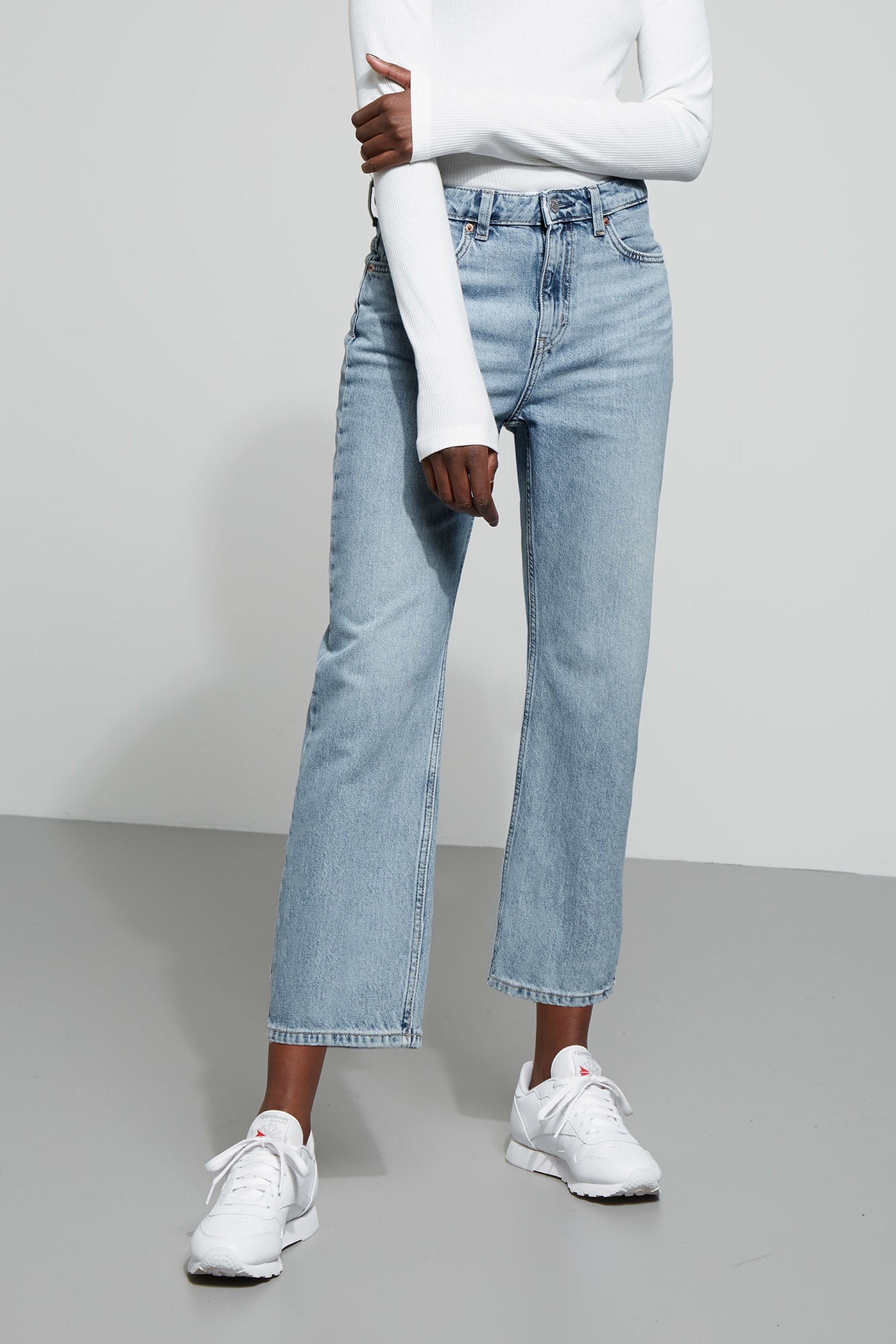 b12a0502e515d3 Weekday Voyage Jeans | Why I Wish I Was Rich | Jeans, Stretch denim ...