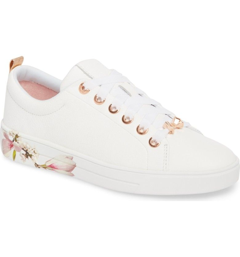 ted baker tennis trainers