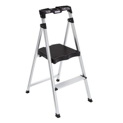 Easy Reach By Gorilla Ladders 2 Step Aluminum Ultra Light