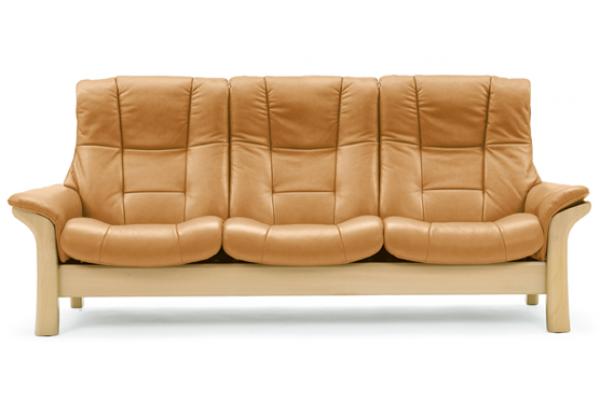 stressless buckingham highback sofa 3 seater skandinavia rh pinterest com