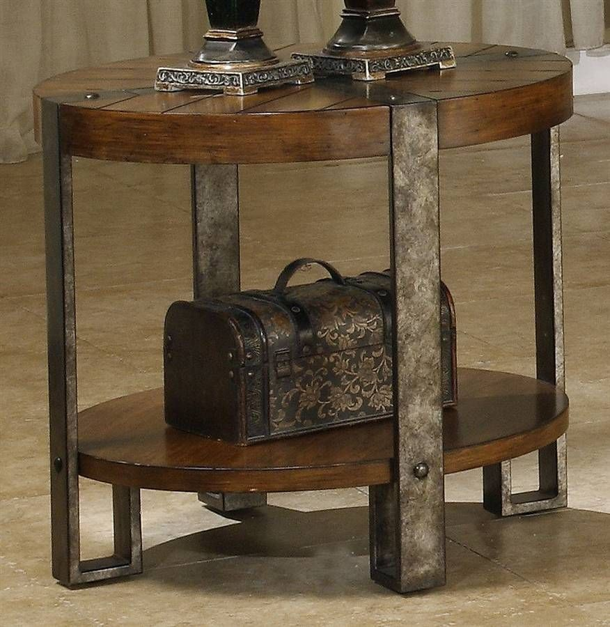 Pin By Skhat Yerrill On Furniture Rustic End Tables End Tables Riverside Furniture [ 900 x 876 Pixel ]