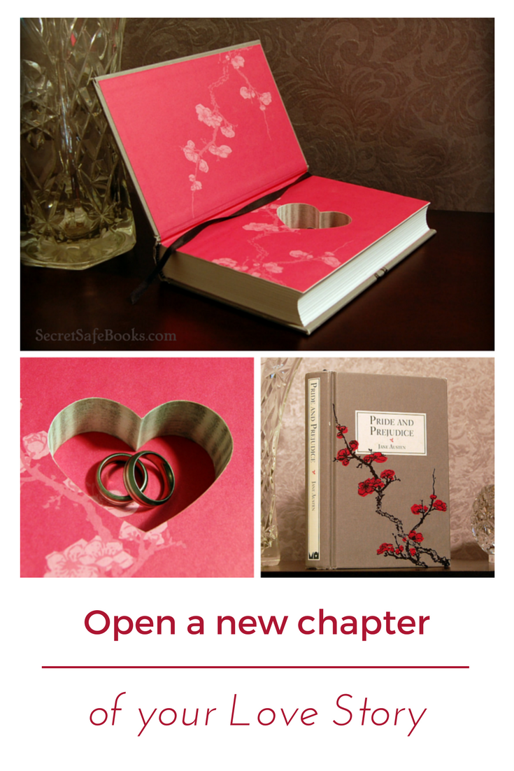 Ring Bearer Books are perfect for your happily-ever-after. | No need ...