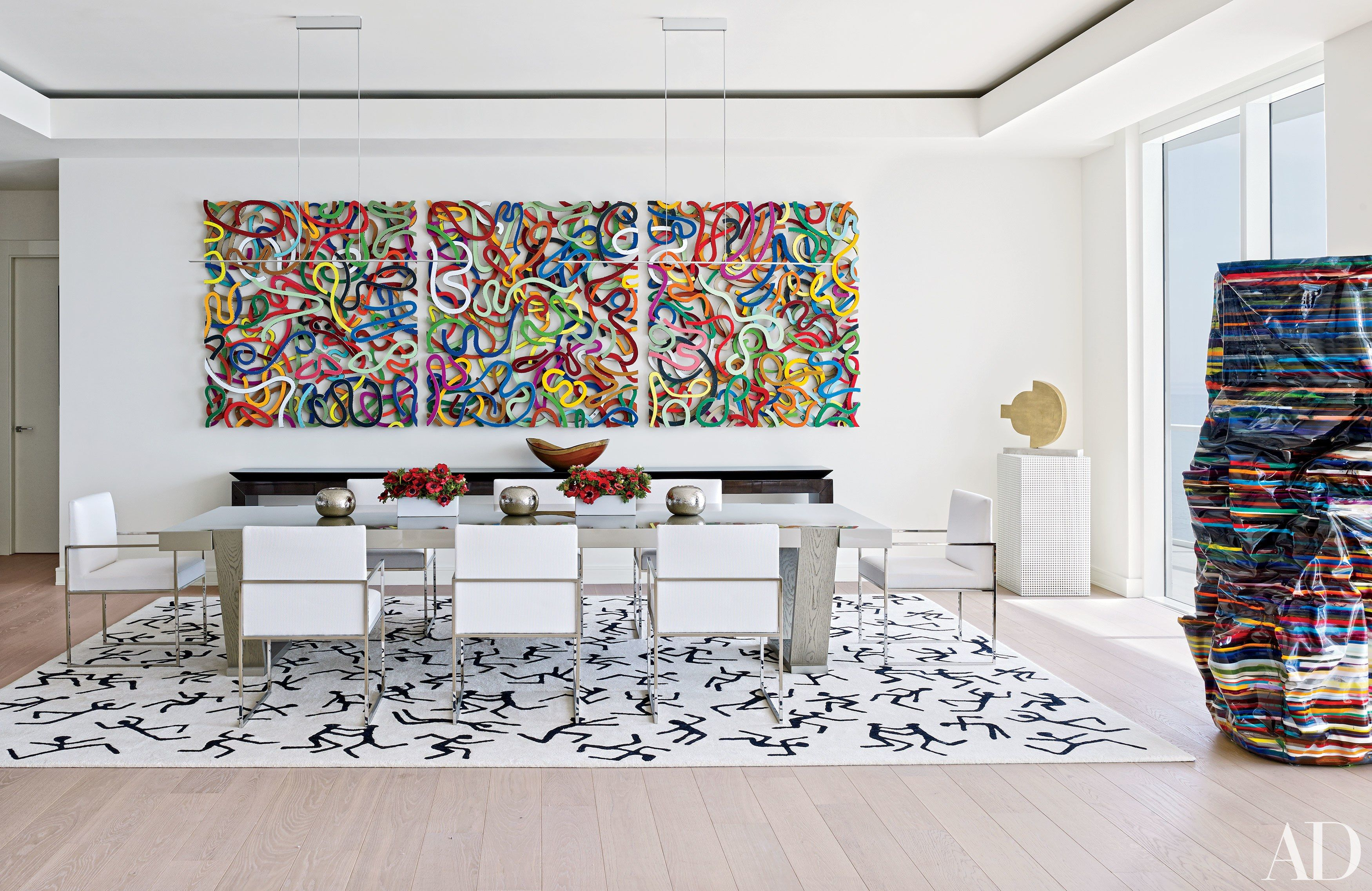 How to Decorate With Sculptures Architectural