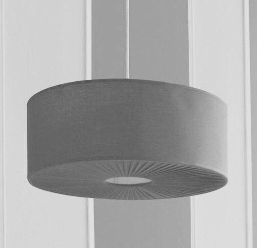 modern grey large drum pleated diffuser ceiling light shade pendant rh pinterest com