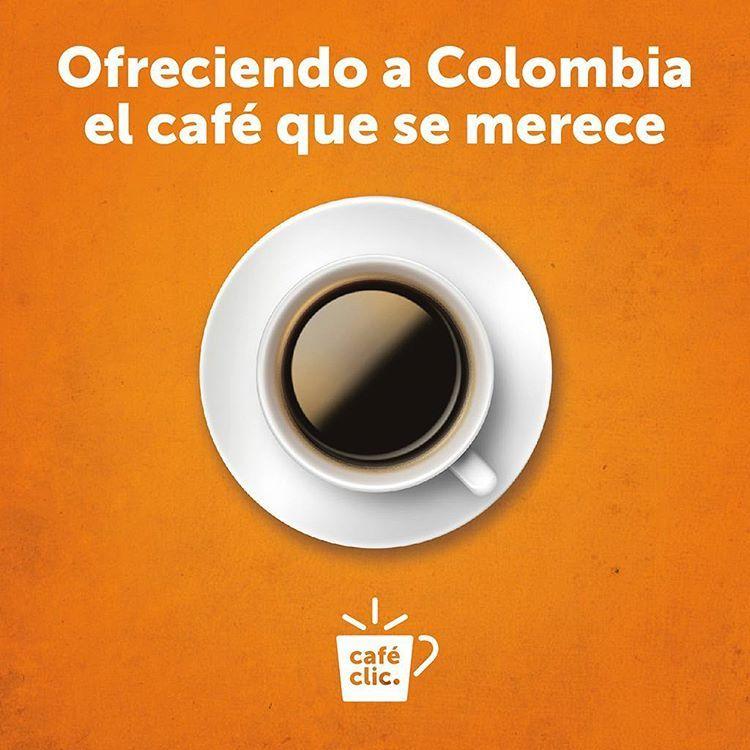 La tienda online más interesante de Colombia ya casi está acá! Tenemos 19 de los mejores cafés especiales colombianos de 9 departamentos cafeteros, entregados directamente a tu puerta. Comprar cafés especiales nunca ha sido tan fácil. www.cafeclic.com va a abrir el martes, ofreciendo a Colombia el café que se merece. #cafe #cafeonline #cafeespecial #cafedeorigen #cafecolombiano #colombia #coffee #coffeelovers #newwebsite #comingsoon