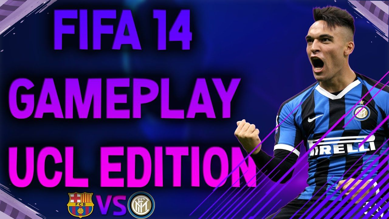 Fifa 14 Gameplay Pc Ucl Edition Mod And Patch Fifa 20 Youtube Fifa Fifa 20