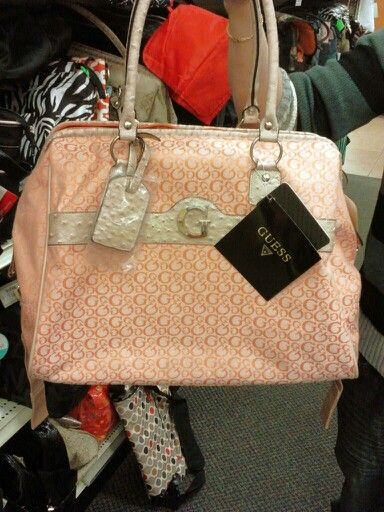 Pink Guess Diaper Bag Burlington Coat Factory 60 Aubriella