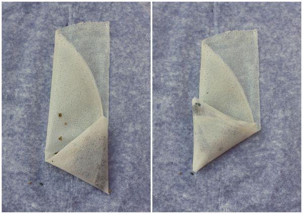 tuto pliage de feuille de brick en triangle blog chez requia 4