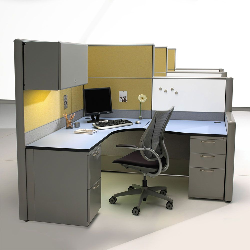 Extreme exciting office cubicles is not a constraint to for Office furniture design