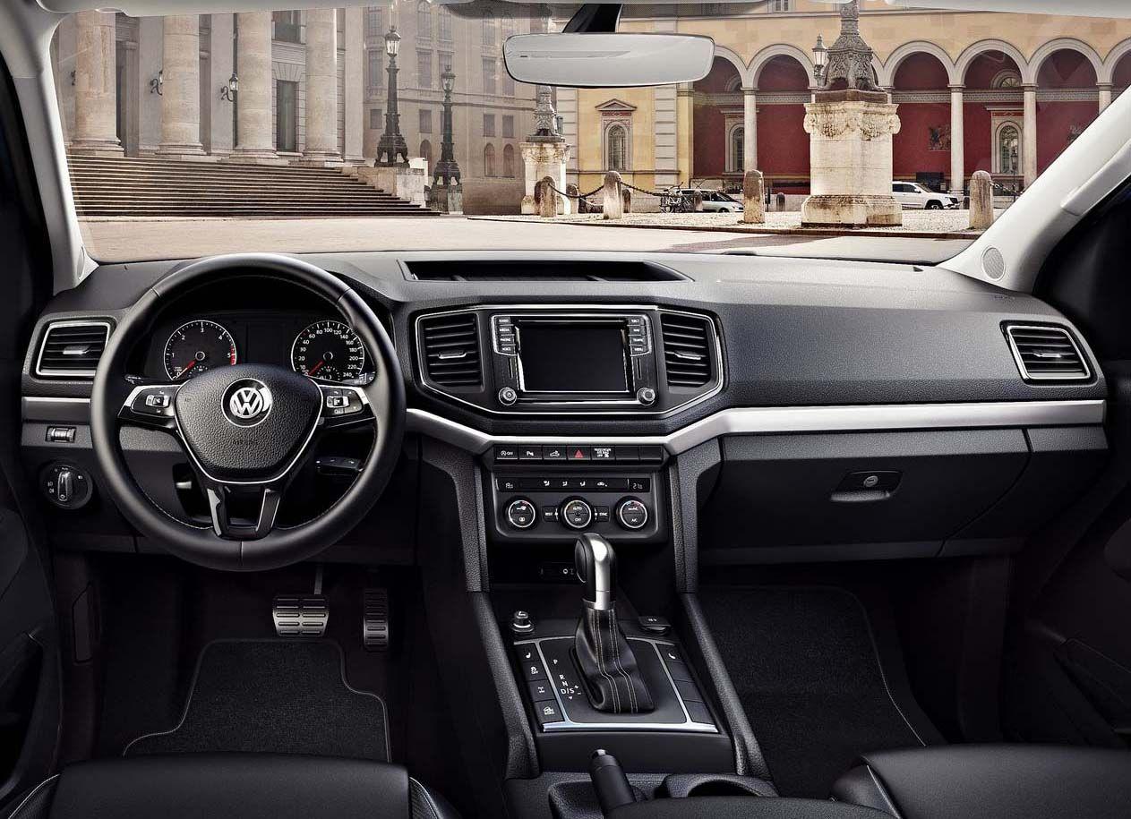 Volkswagen Amarok habitacle