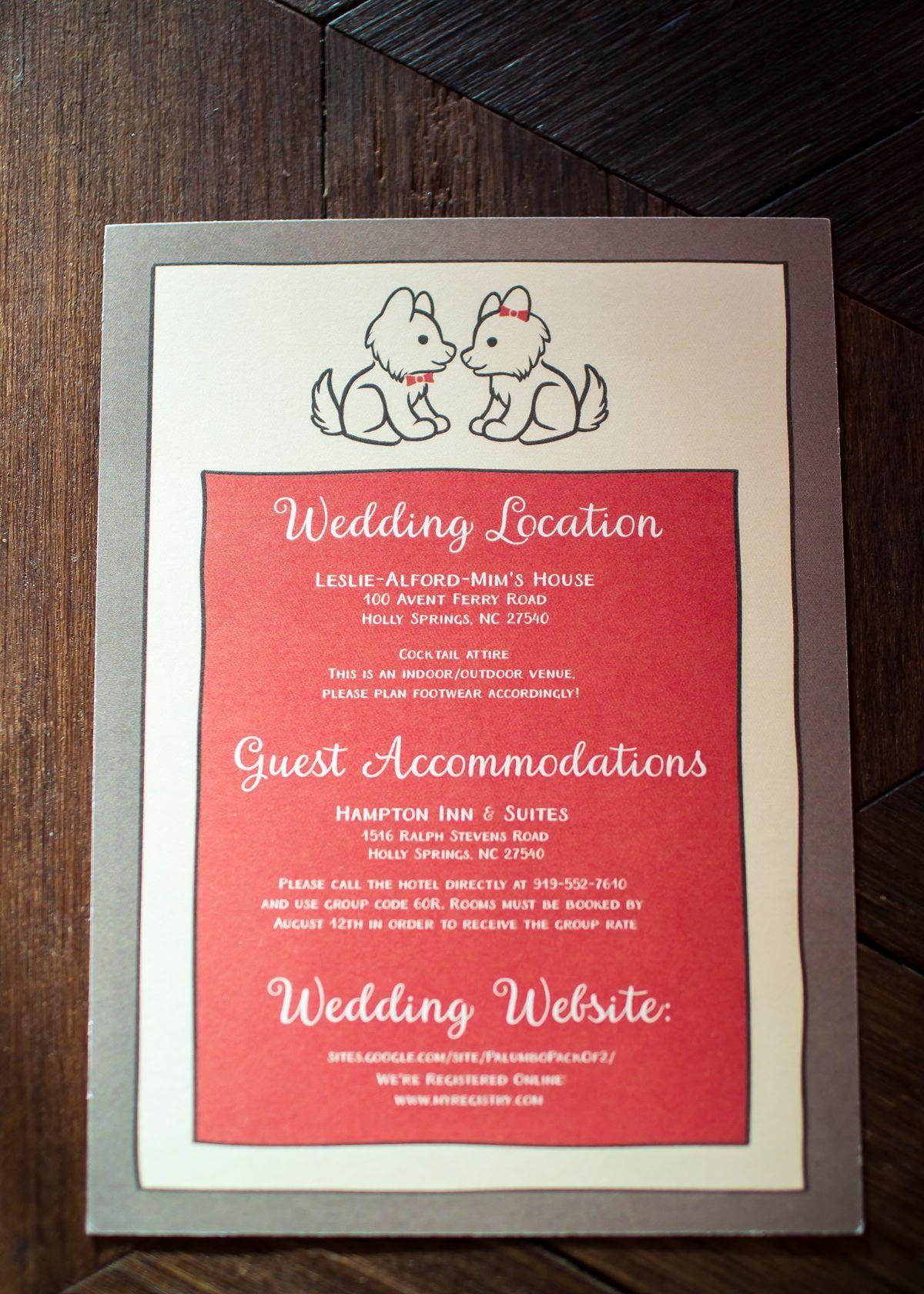 Colorful Artsy Wedding Invitations Crest Resume