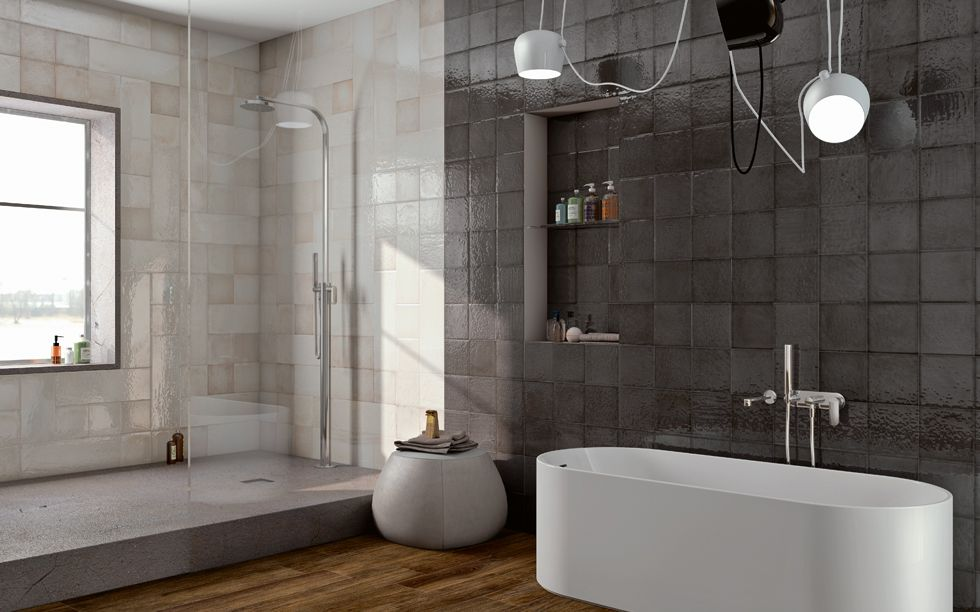 Iris ceramica maiolica vintage ja retro pinterest ceramica tile wall tiles and walls - Ambientazioni bagni design ...