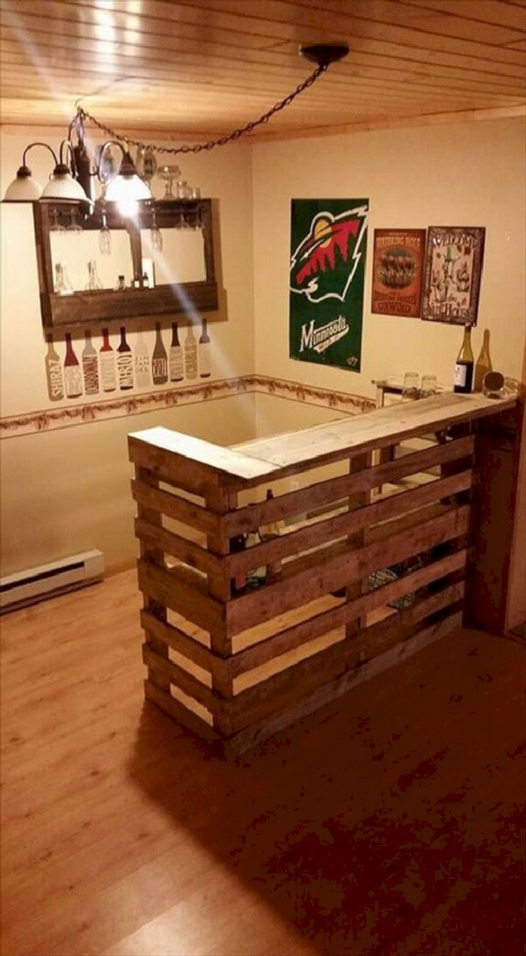 complete your home with our 25 diy unused wood pallet ideas diy rh pinterest com