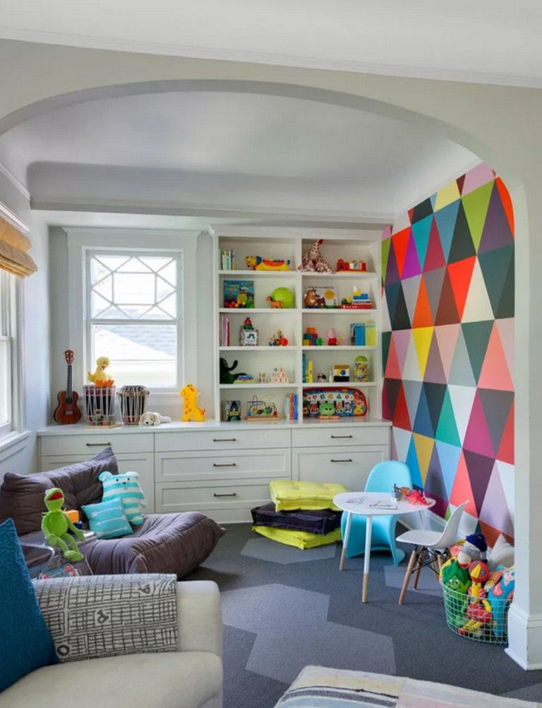 8 awesome accent walls for living rooms ideas trend in 2019 rh pinterest com