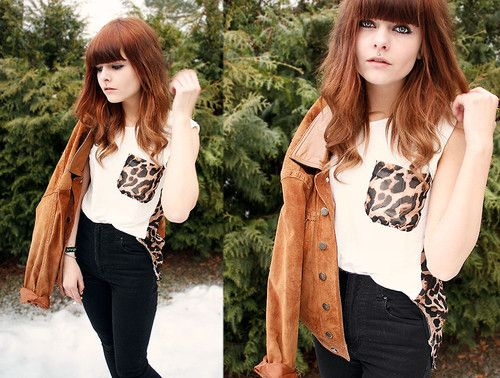 leopard over everything.