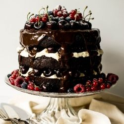 black forest wedding cake picture black forest wedding cake www tastespotting wedding 11865