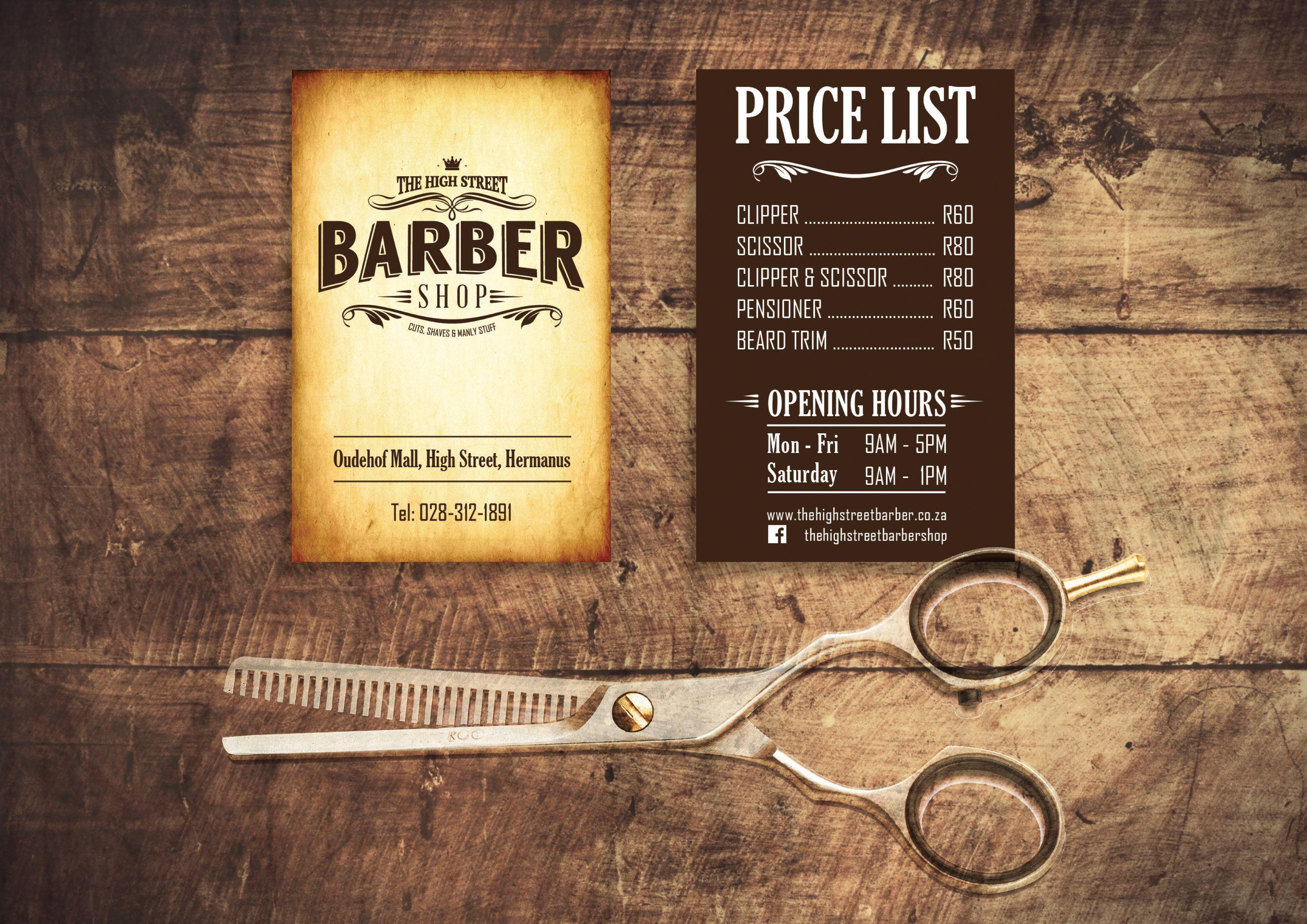 boutique business cards ideas