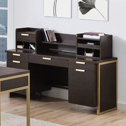 Miracle Credenza Desk