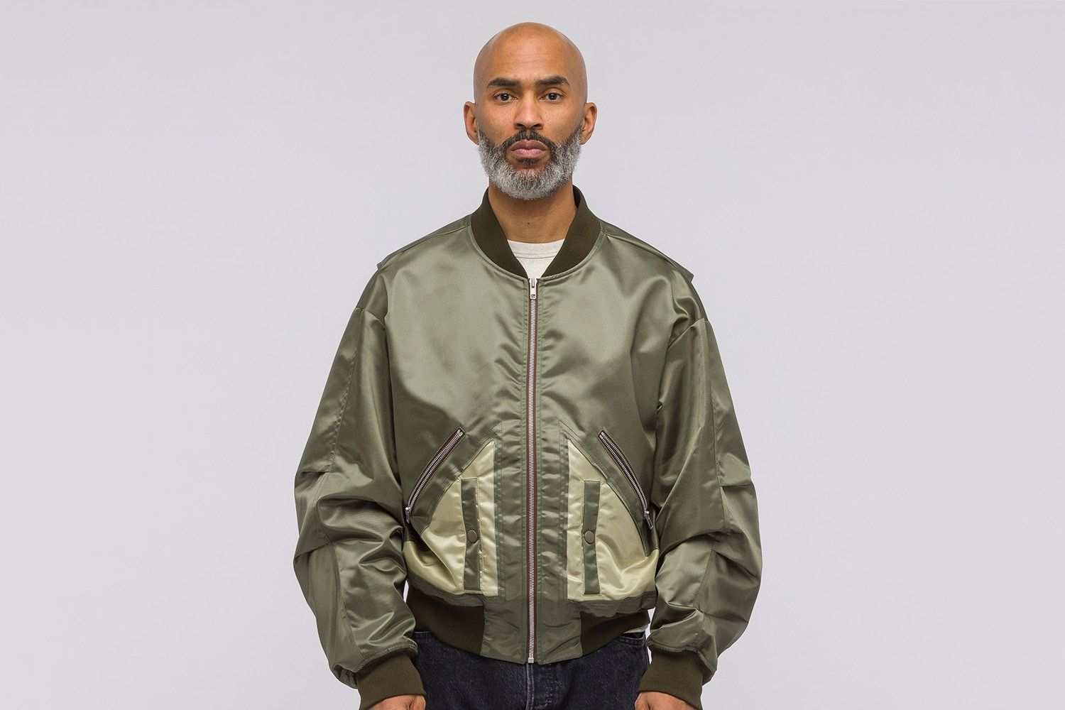 12 Drops You Don T Want To Miss This Week Classic Bomber Jacket Bomber Jacket Jackets [ 1000 x 1500 Pixel ]