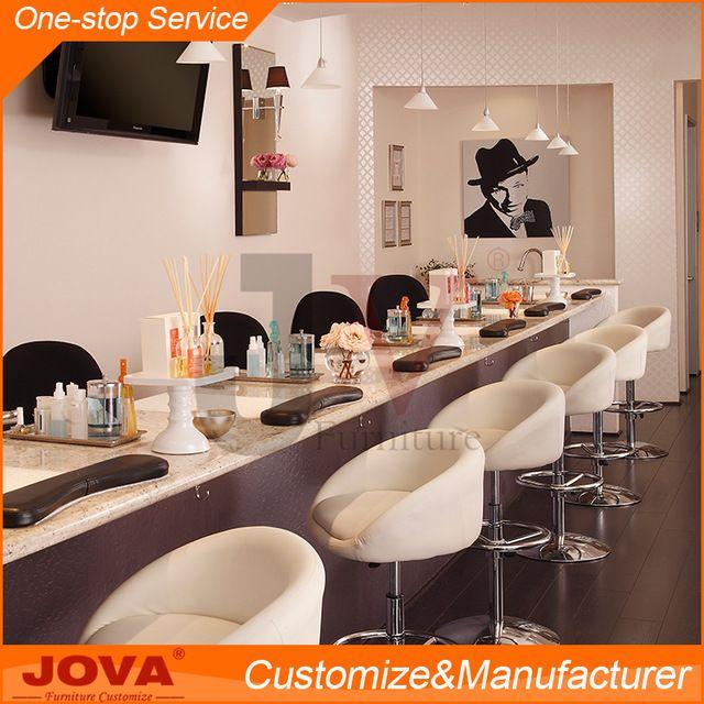source guangdong jova furniture beauty nail salon equipment rh pinterest com