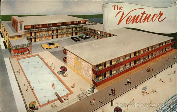 Ventnor Motel Apartments Ventnor City Atlantic City City