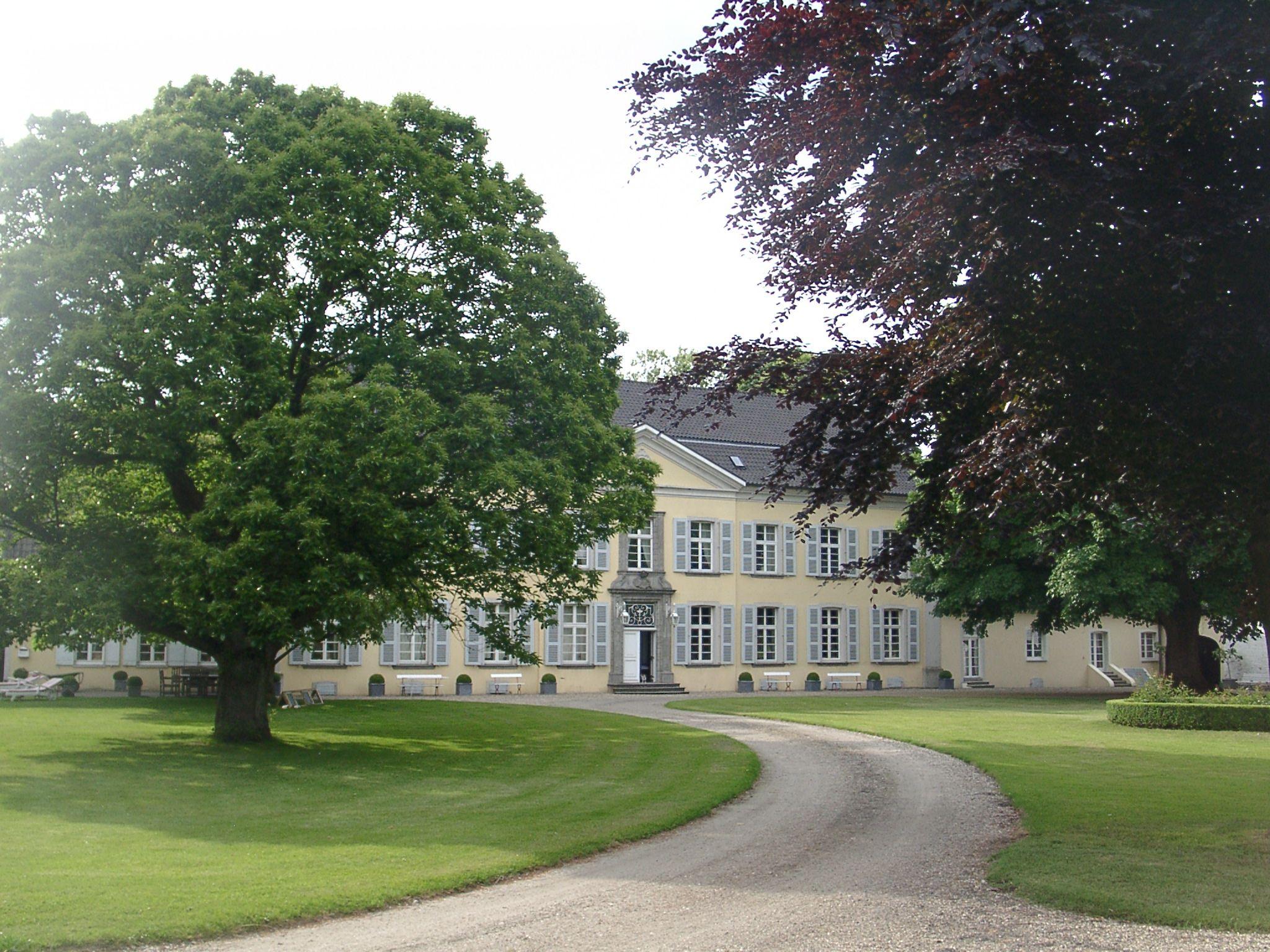 Schloss Ossenberg, Nordrhein-Westfalen.