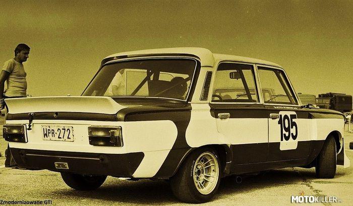 Fiat 125p Gtj Historia Polska Fotografia