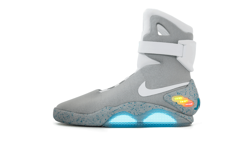 Air Mag Back To The Future Ebay Air Mag In 2020 Nike Air Mag Nike Mag Sneakers