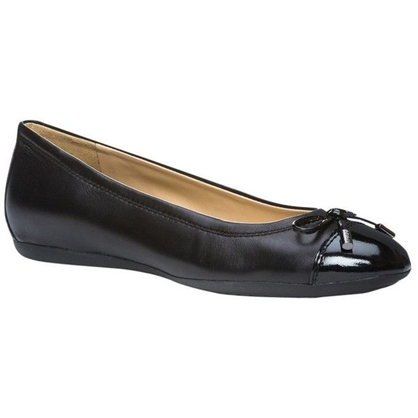 cheap sale for cheap outlet big sale GEOX Leather or Suede Flats with Bow Detail - Lola sale latest collections yxqzZCjKsX