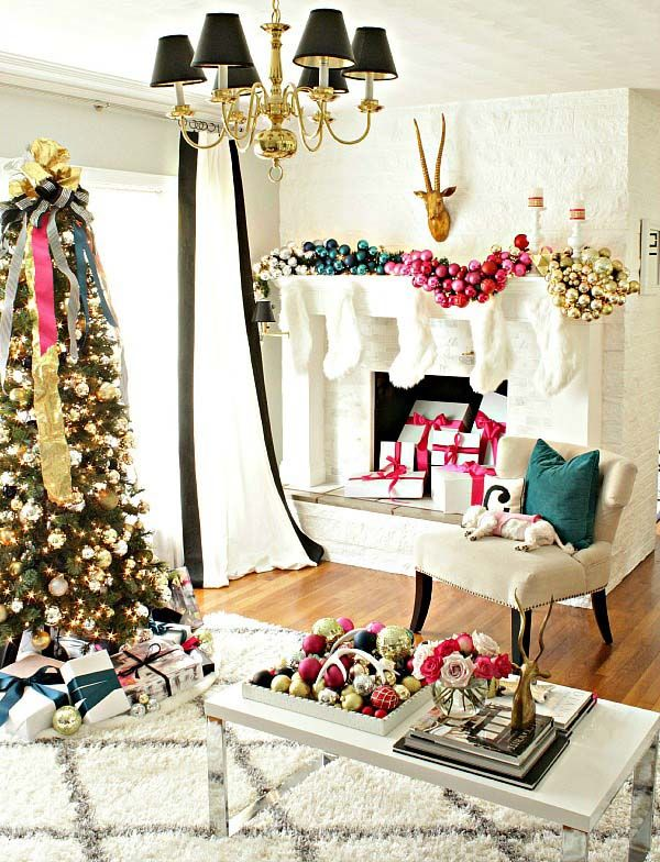 Christmas Decorating Ideas for a Merry and Bright Holiday | Merry ...