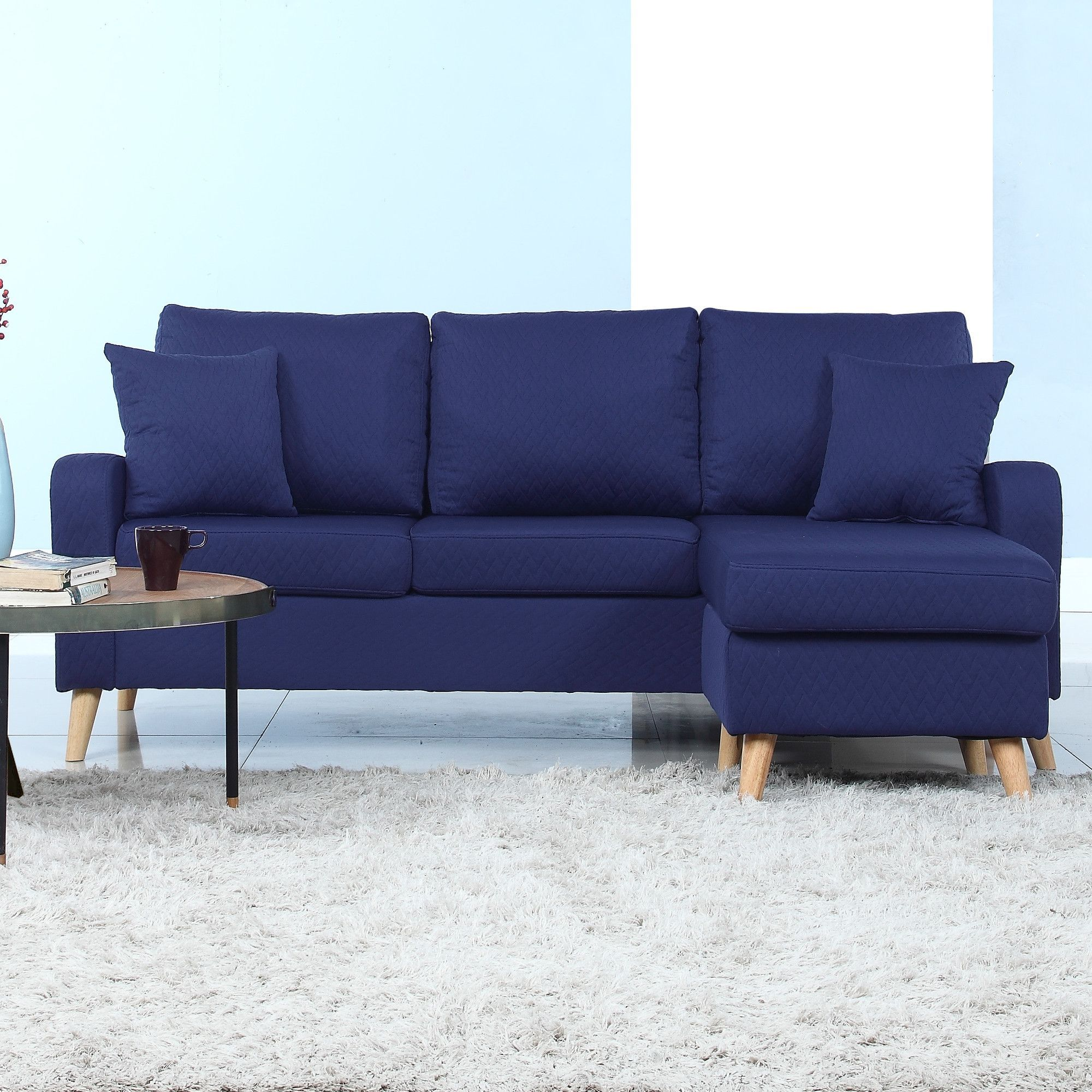 reversible chaise sectional products furniture fabric sectional rh pinterest ca