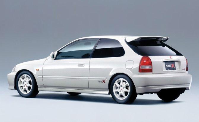 1998 Honda Civic Type R Honda Civic Type R Honda Civic 1999 Honda Civic