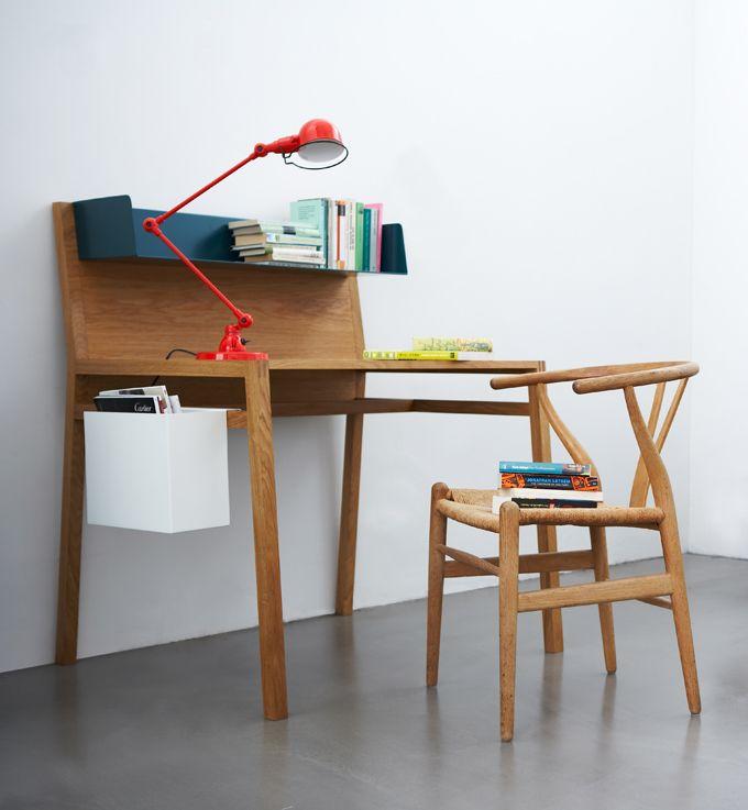 Sebastian Hecht desk 90x110 Sebastian Hecht
