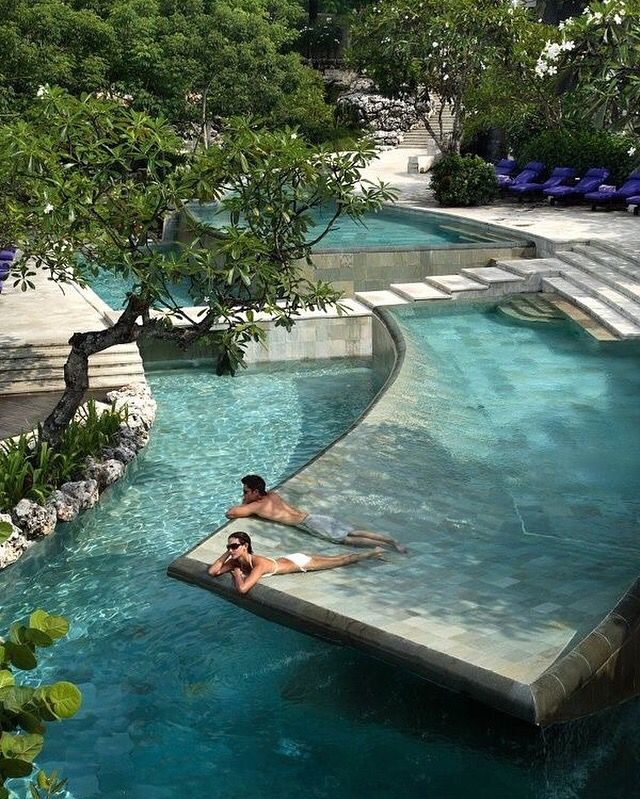 Luxury Home Indoor Pools Residential: Sometimes We Need Just Relax
