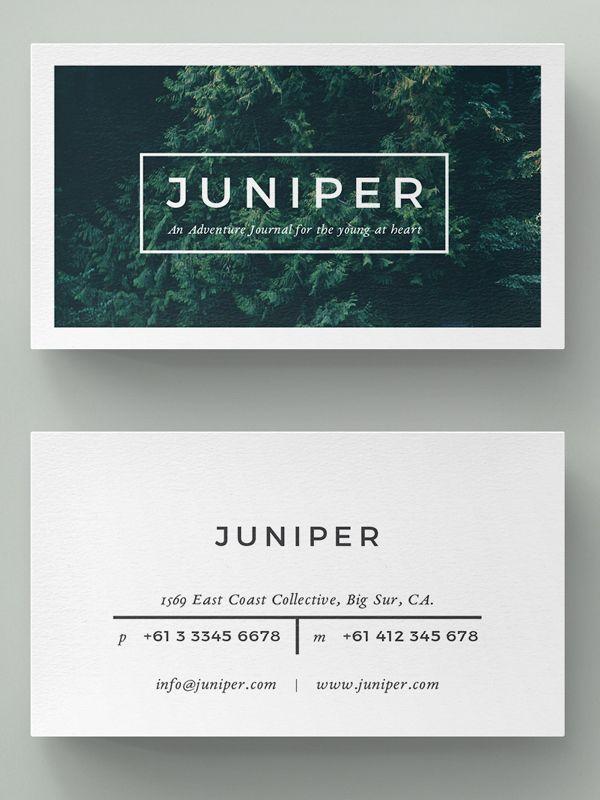 Visitenkarte Design Website In Verbindung Mit Design Und