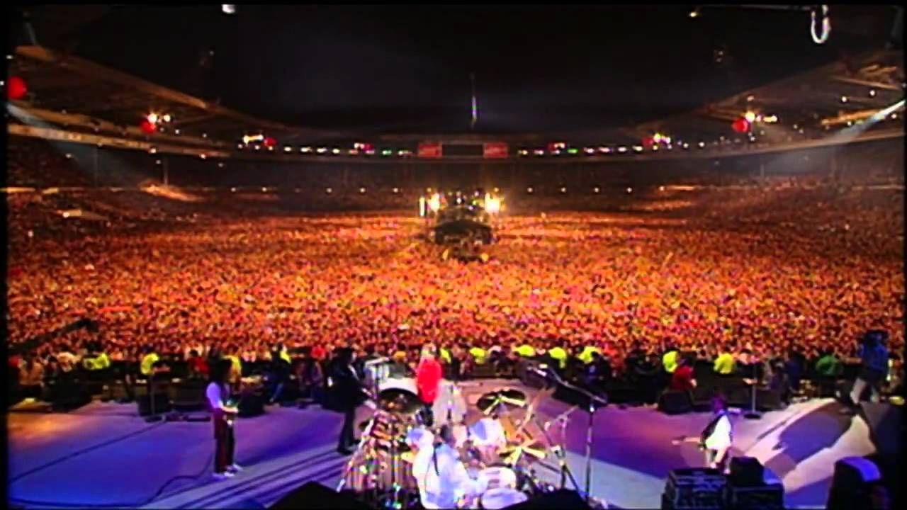 The Freddie Mercury tribute concert 1992
