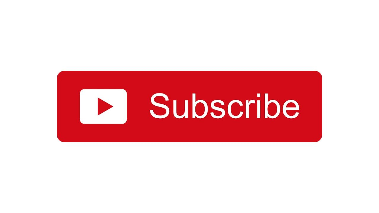 Free Youtube Subscribe Button By Alfredocreates Youtube Gambar