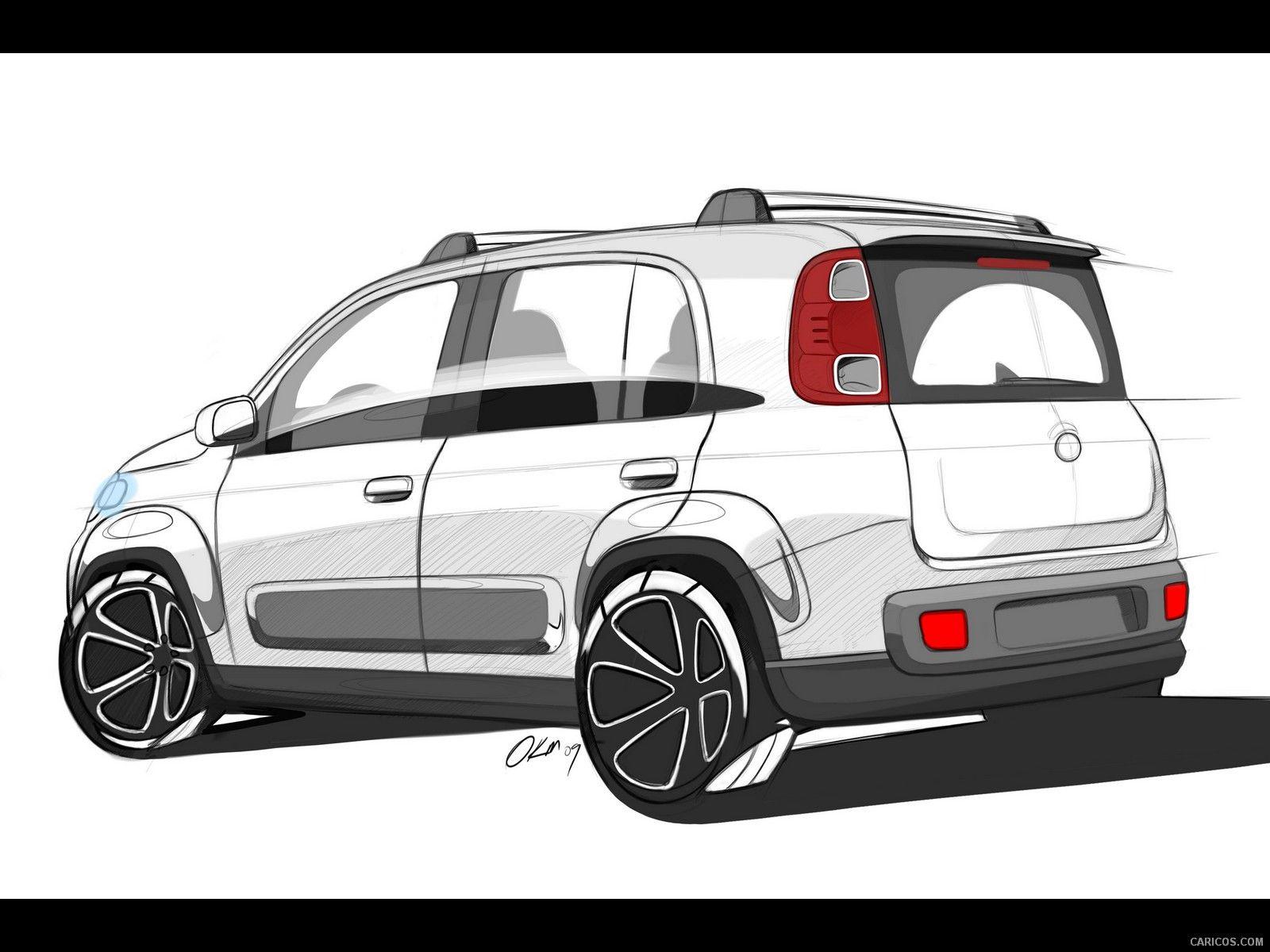 2011 Fiat Panda #fiat