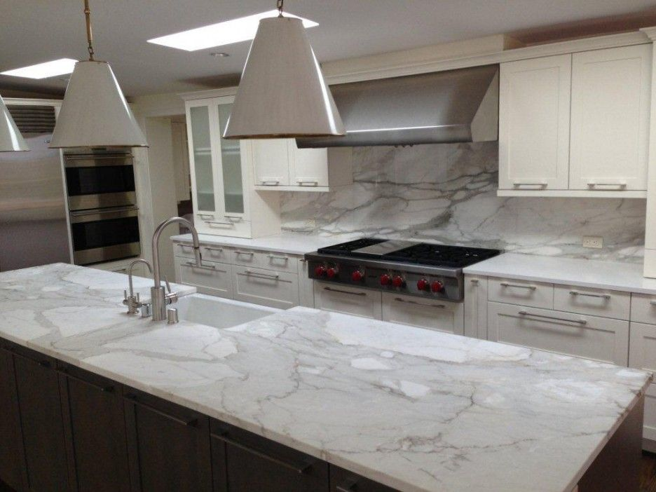 decorations alluring design ideas of marble backsplash kitchen rh pinterest com