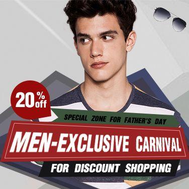 men exclusive