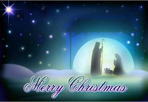 A beautiful Christmas story. Free online A Christmas Miracle ecards on  Christmas