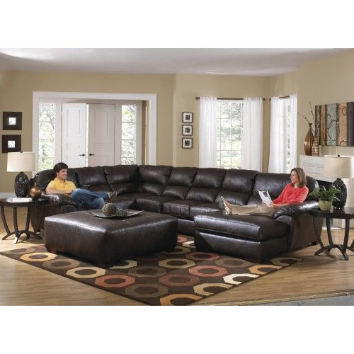 jackson furniture lawson chaise sectional sofa new home living rh pinterest com