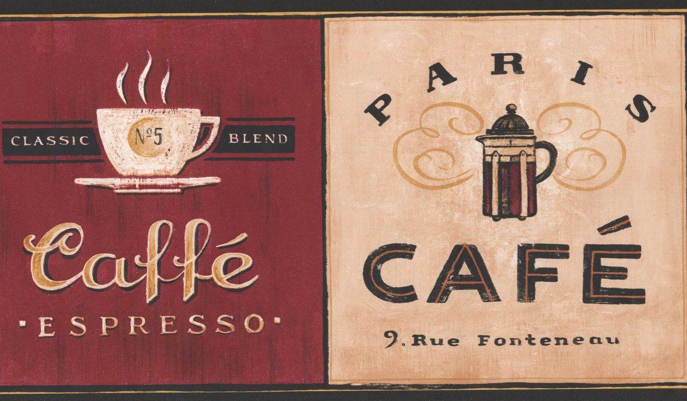 "Ellett Vintage Design Coffee Places Kitchen 7' L x 180"" W"