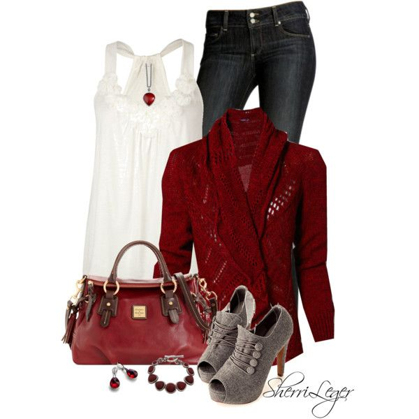Untitled #594, created by sherri-leger on Polyvore