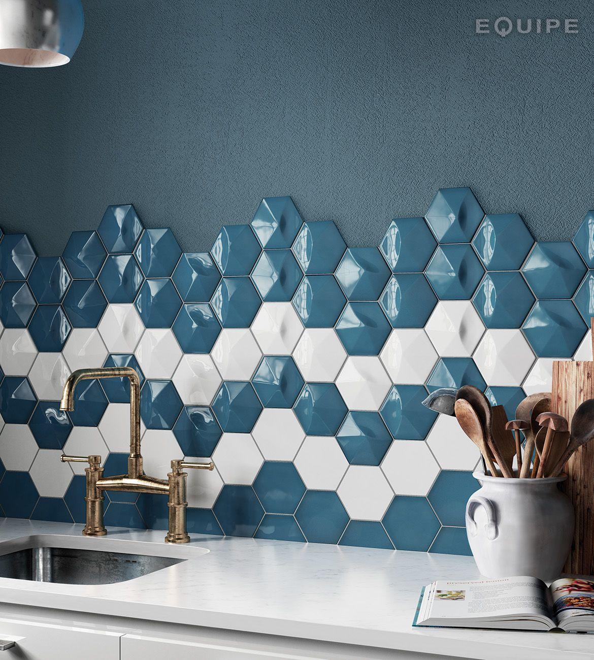 magical 3 umbrella electric blue white scale hexagon electric rh pinterest com