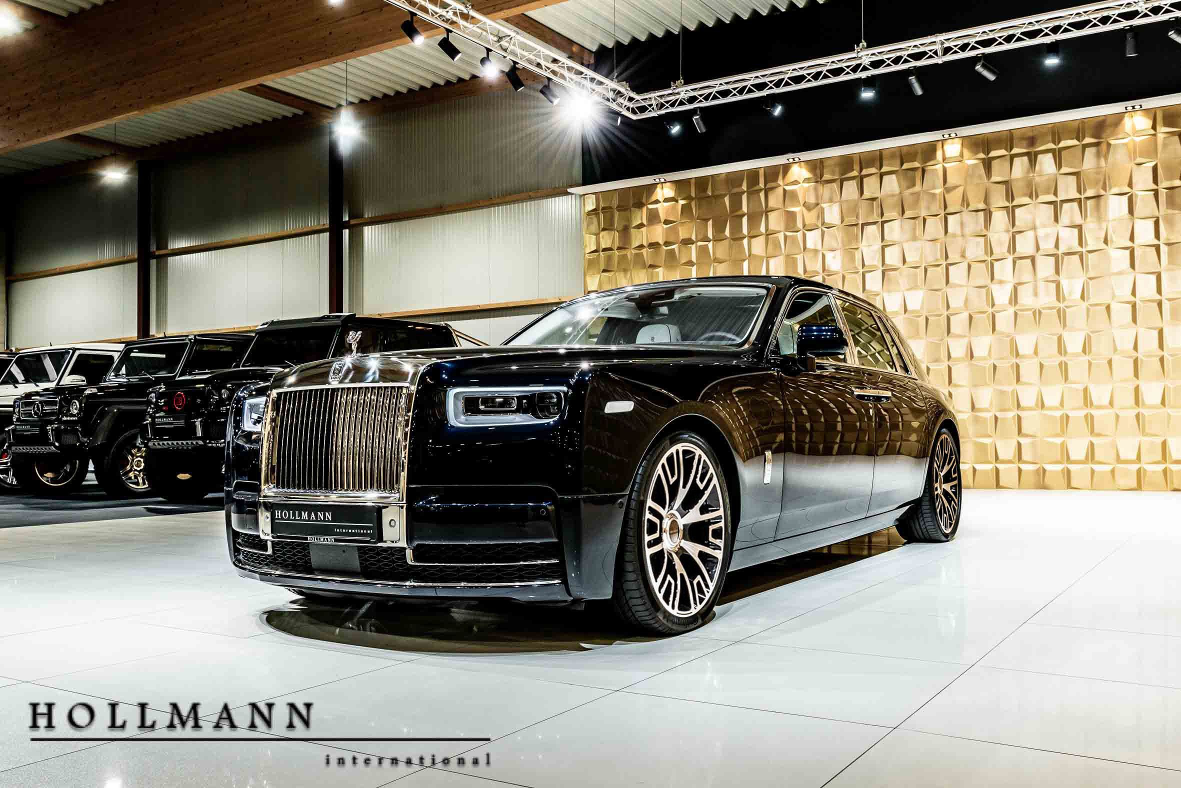 Rolls Royce Phantom Viii Luxury Pulse Cars Germany For Sale On Luxurypulse Rolls Royce Phantom Rolls Royce Limousine Interior