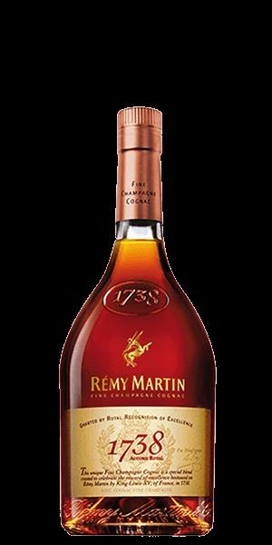 Remy Martin 1738 Accord Royal Cognac Wine Drinks Wine Drinkers Liquor Bottles