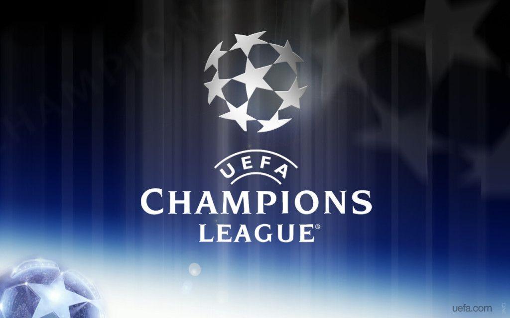 uefa champions league big logo hd wallpaper free download gambar uefa champions league big logo hd